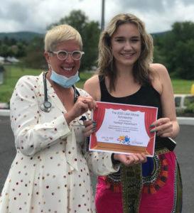 2020 Lillian Morse Scholarship Winner