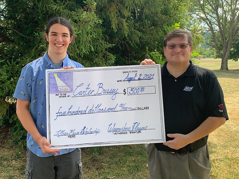 2021 Lillian Morse Scholarship Winner Announced